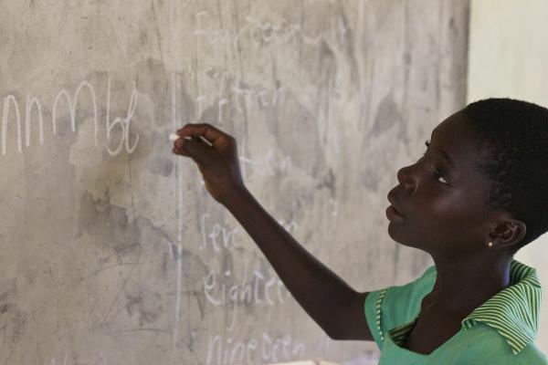 Kids in Ghana 21