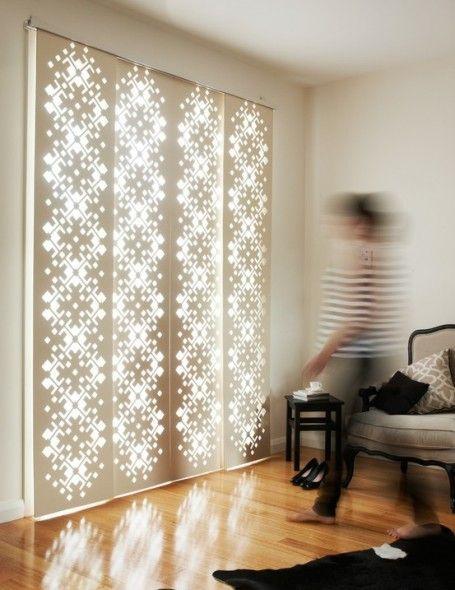 Trendspotting | Laser Cut Curtains | Linzeelu Thank You