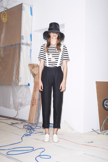 NYFW // Band of Outsiders S/S '15